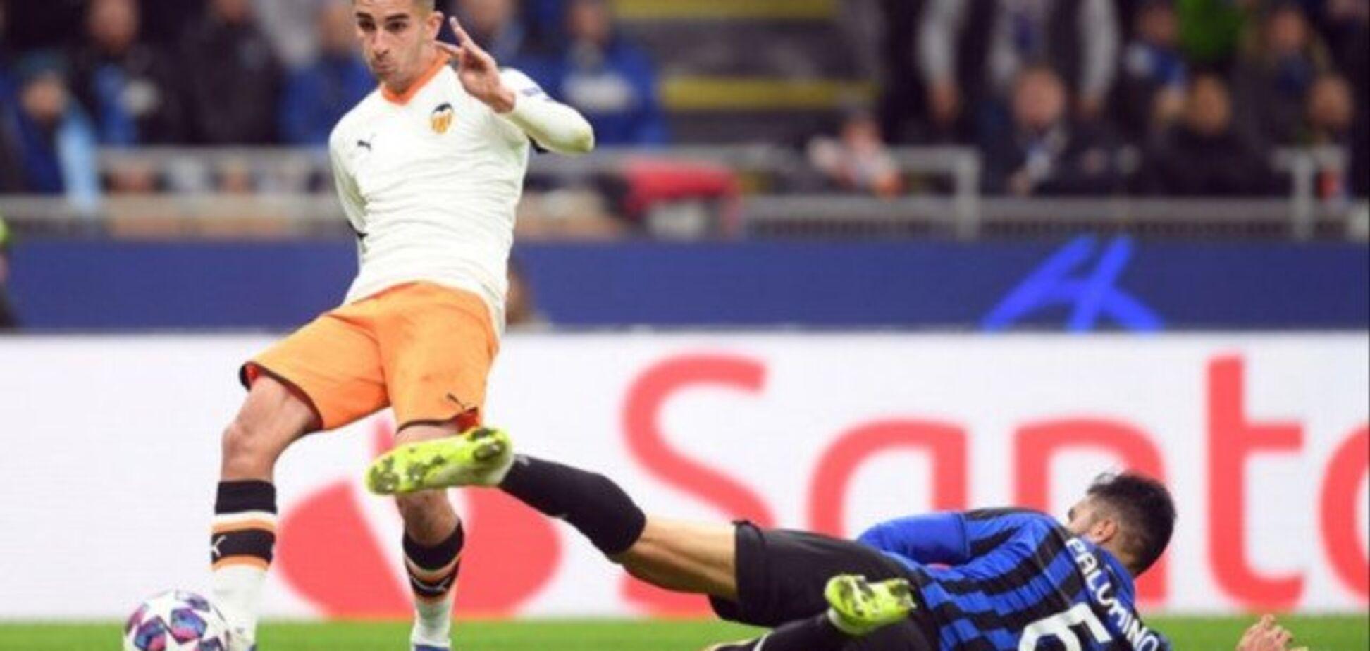 'Валенсія' – 'Аталанта': прогноз на матч 1/8 фіналу Ліги чемпіонів