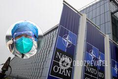 В штаб-квартире НАТО нашли зараженного коронавирусом