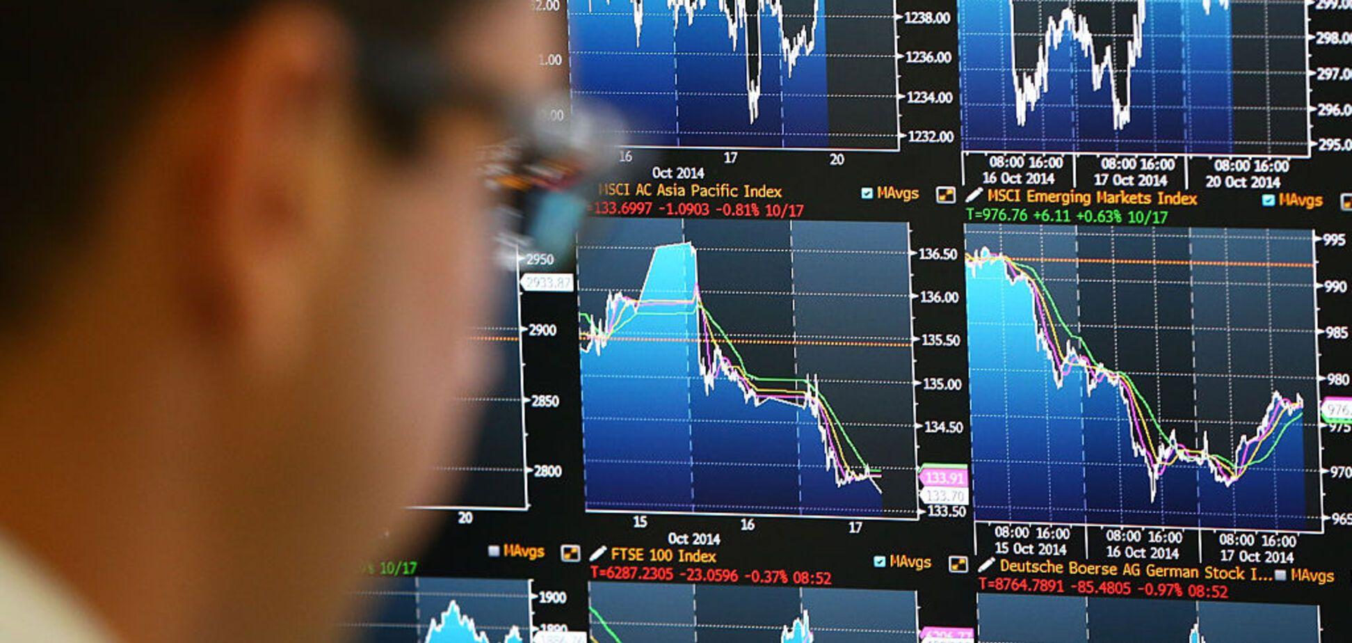 Американский фондовый рынок рухнул вместе с нефтью