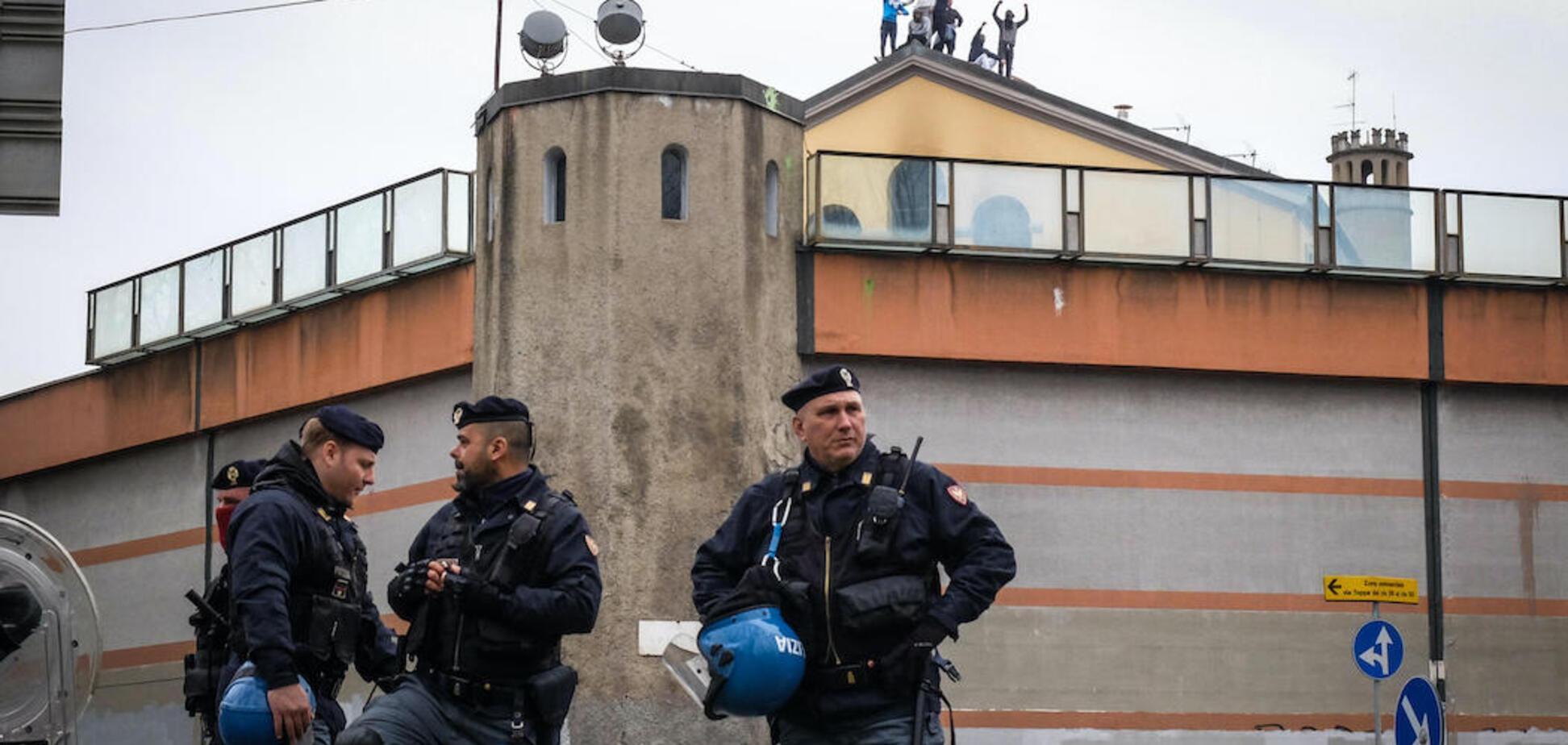 У в'язницях Італії спалахнули бунти через коронавірус: є жертви