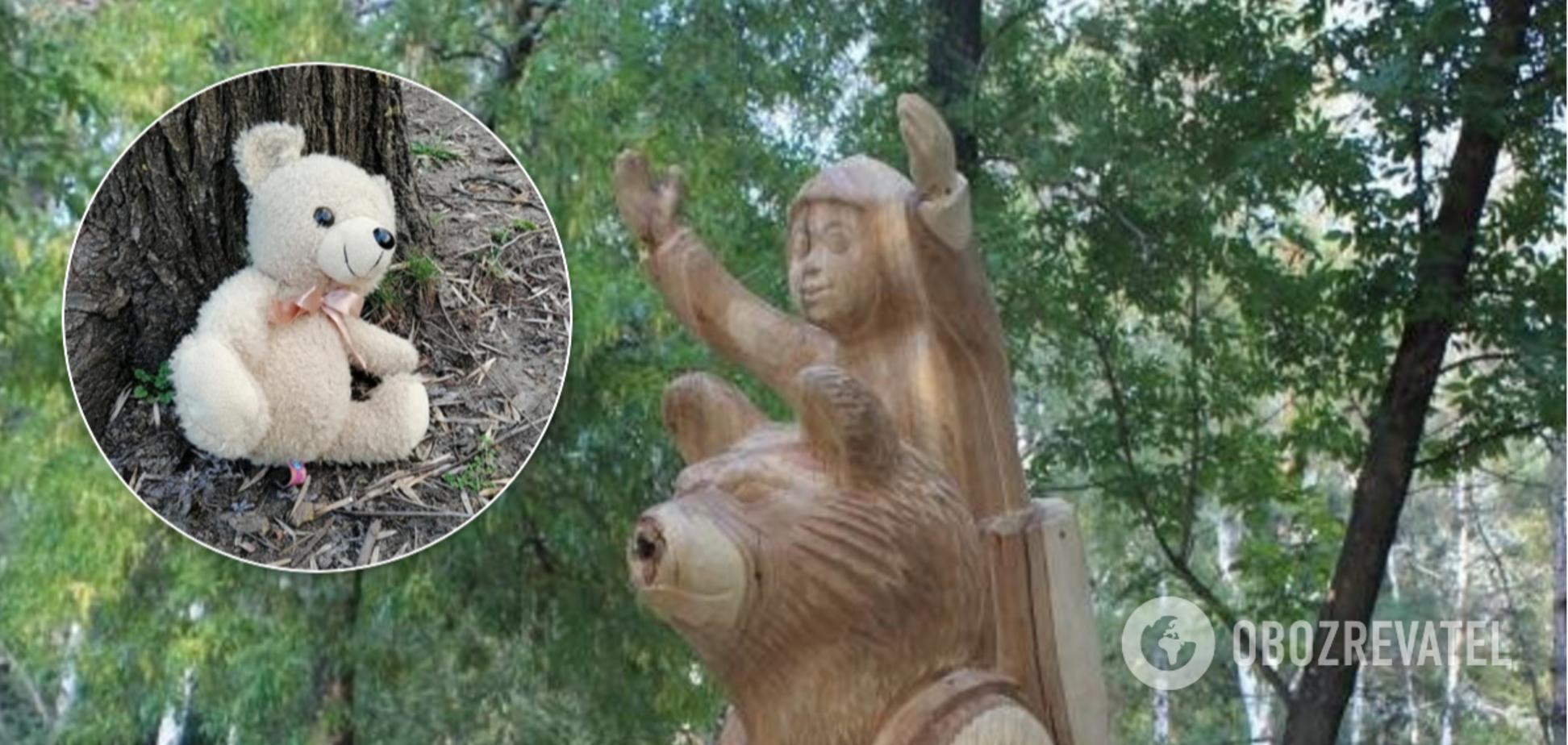 В Запорожье статуя убила девочку: руководство парка нашло отмазку