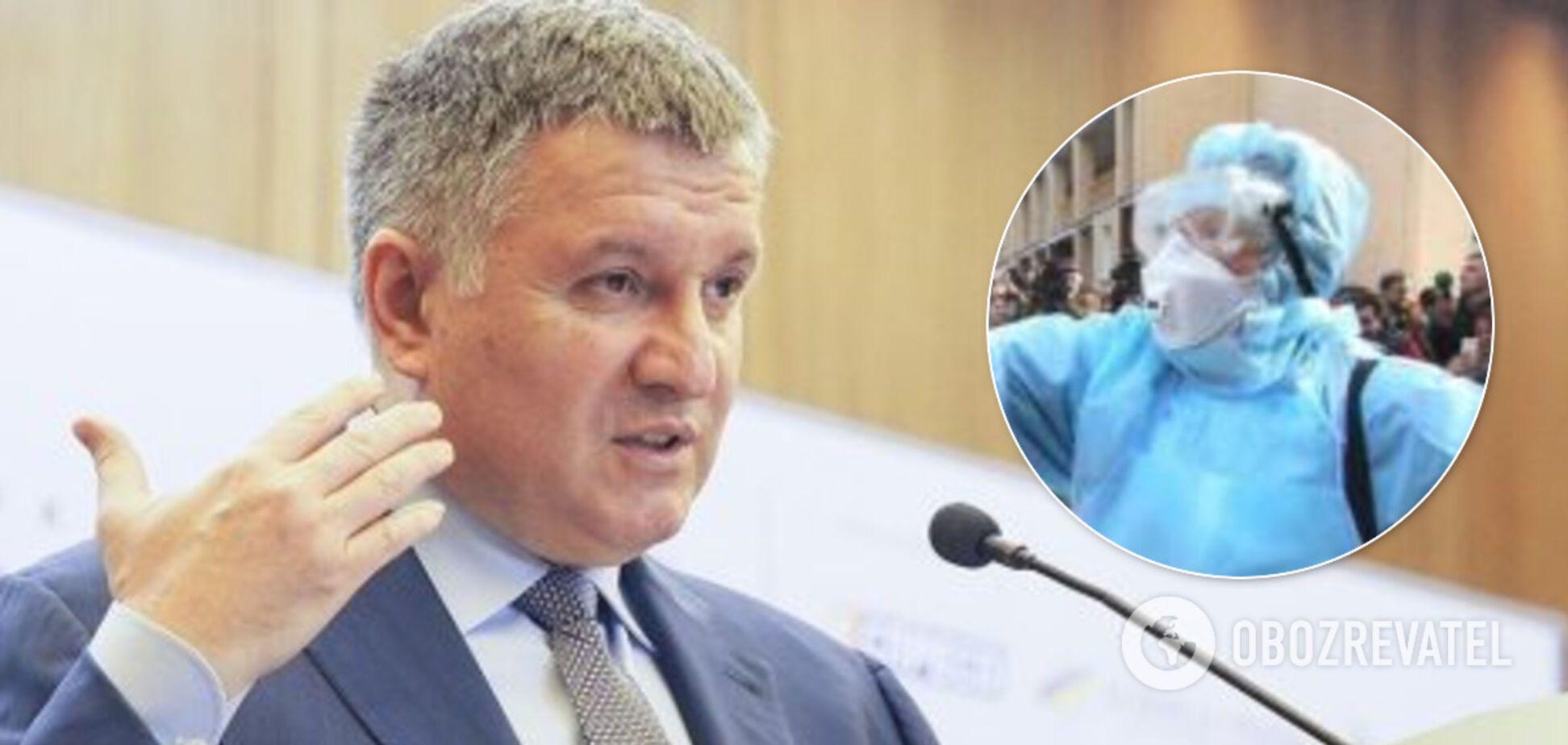 Аваков назвав дату закінчення карантину в Україні за оптимістичного сценарію