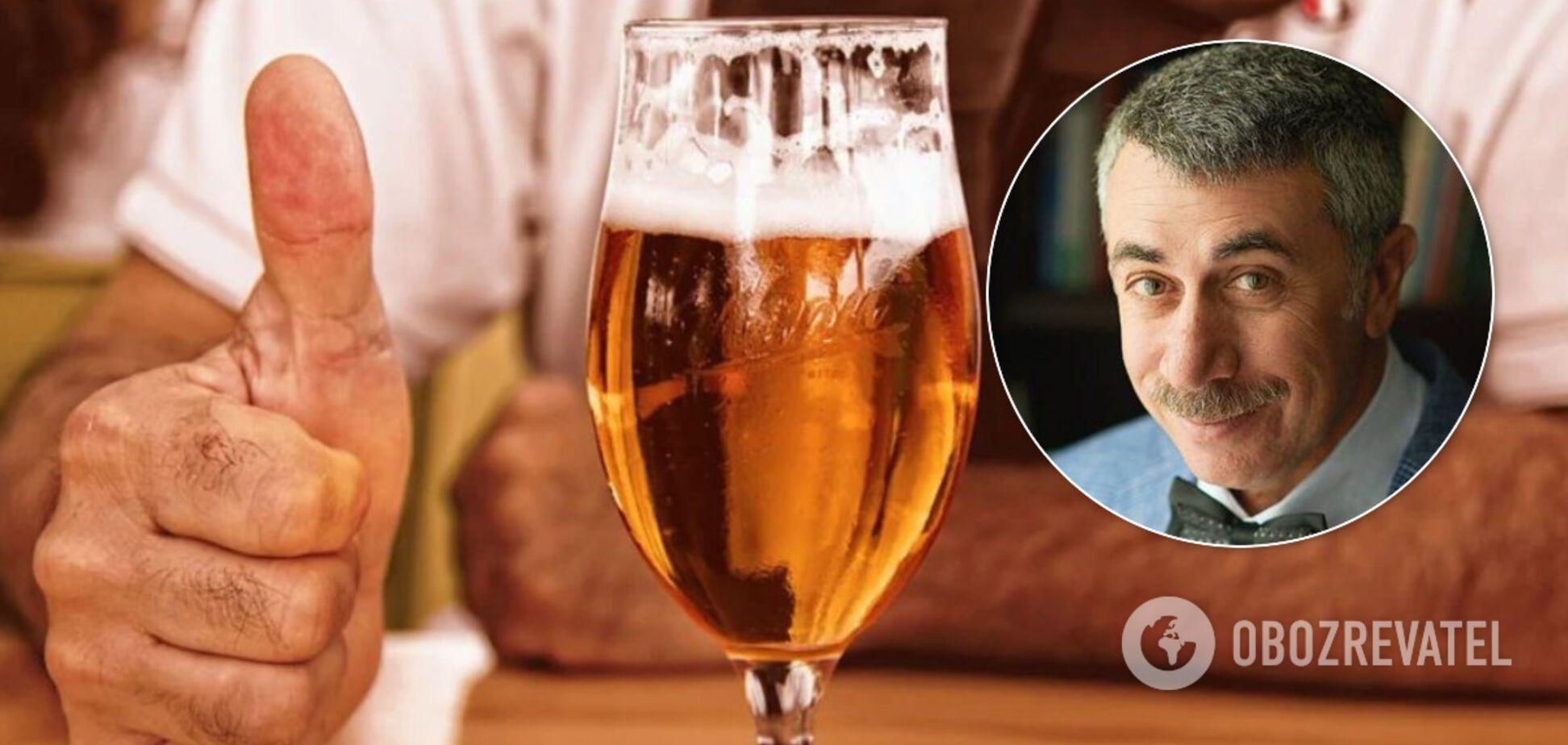 'Пийте пиво': Комаровський дав несподівану пораду на час карантину