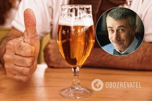 'Пейте пиво': Комаровский дал неожиданный совет на время карантина