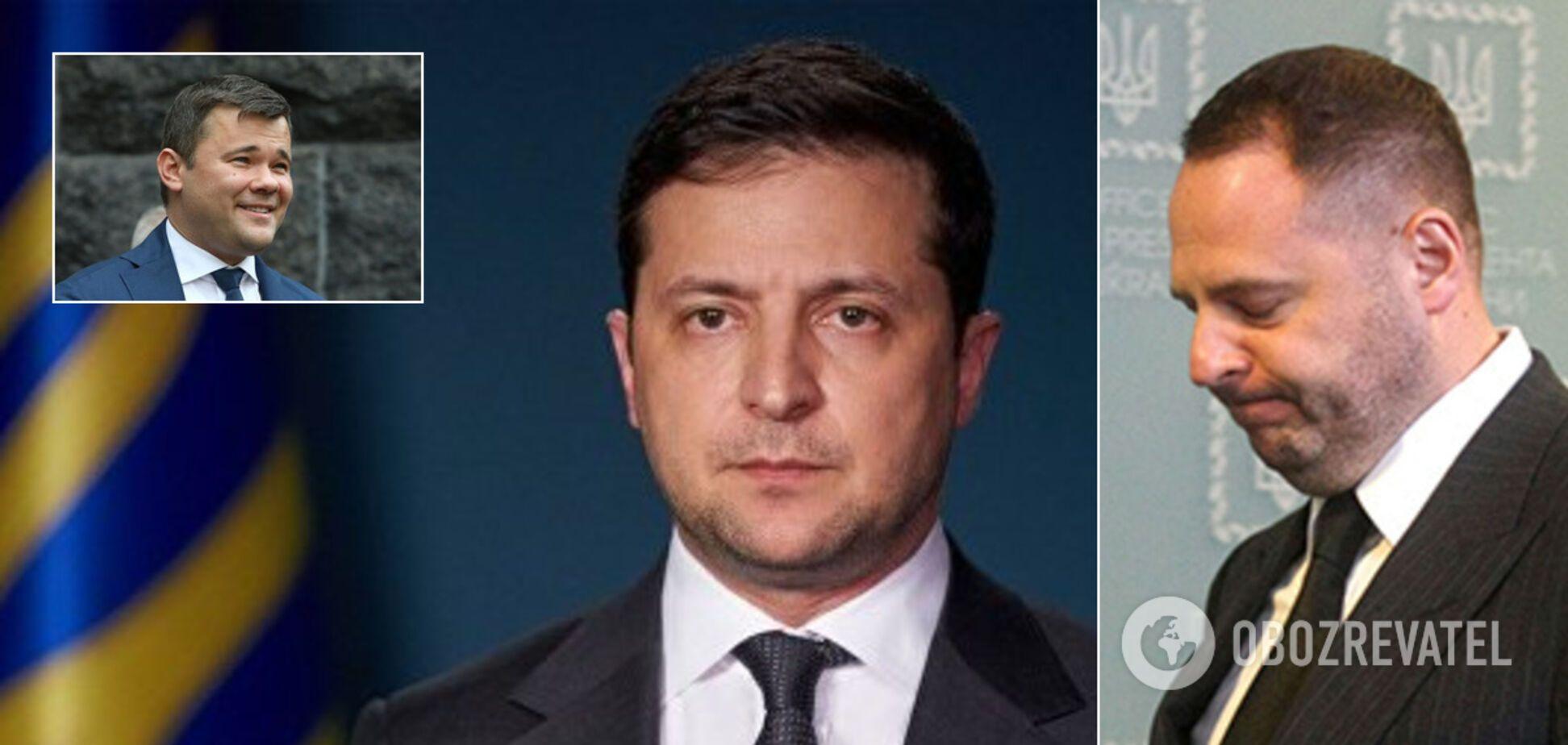 Уроки коррупции от Ермака и Богдана: насколько сильно ударят скандалы по Зеленскому