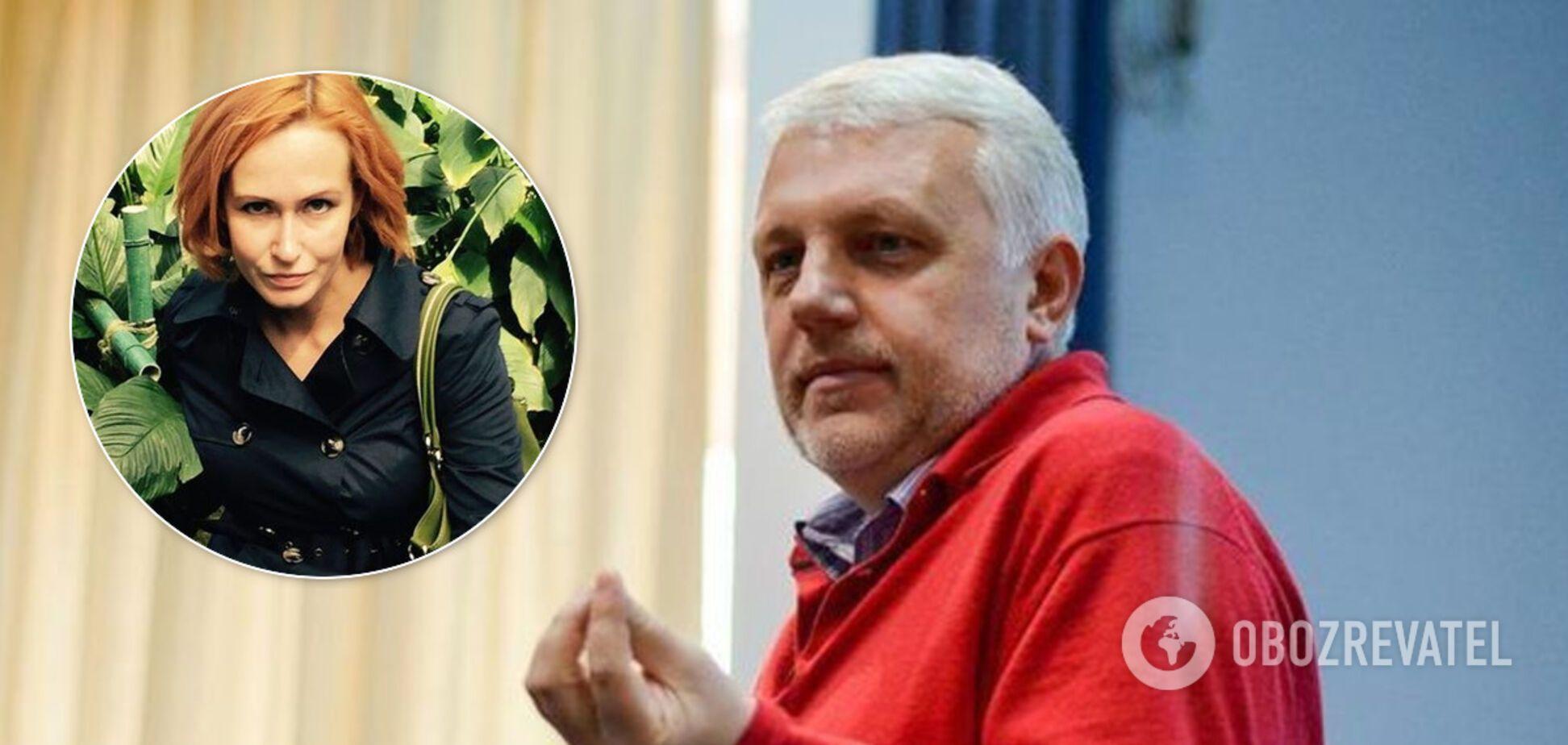 Суд оставил подозреваемую в убийстве Шеремета Кузьменко под стражей еще на два месяца. Иллюстрация