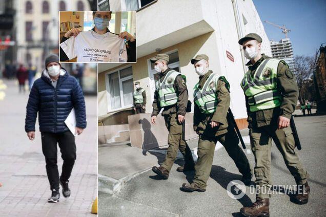 В Украине усиливают карантинные ограничения из-за коронавируса