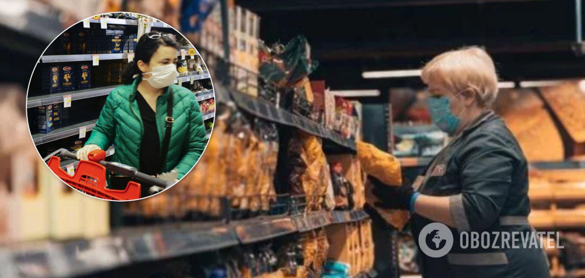 Коронавирус и покупки: эксперт сказал, нужно ли дезинфицировать продукты