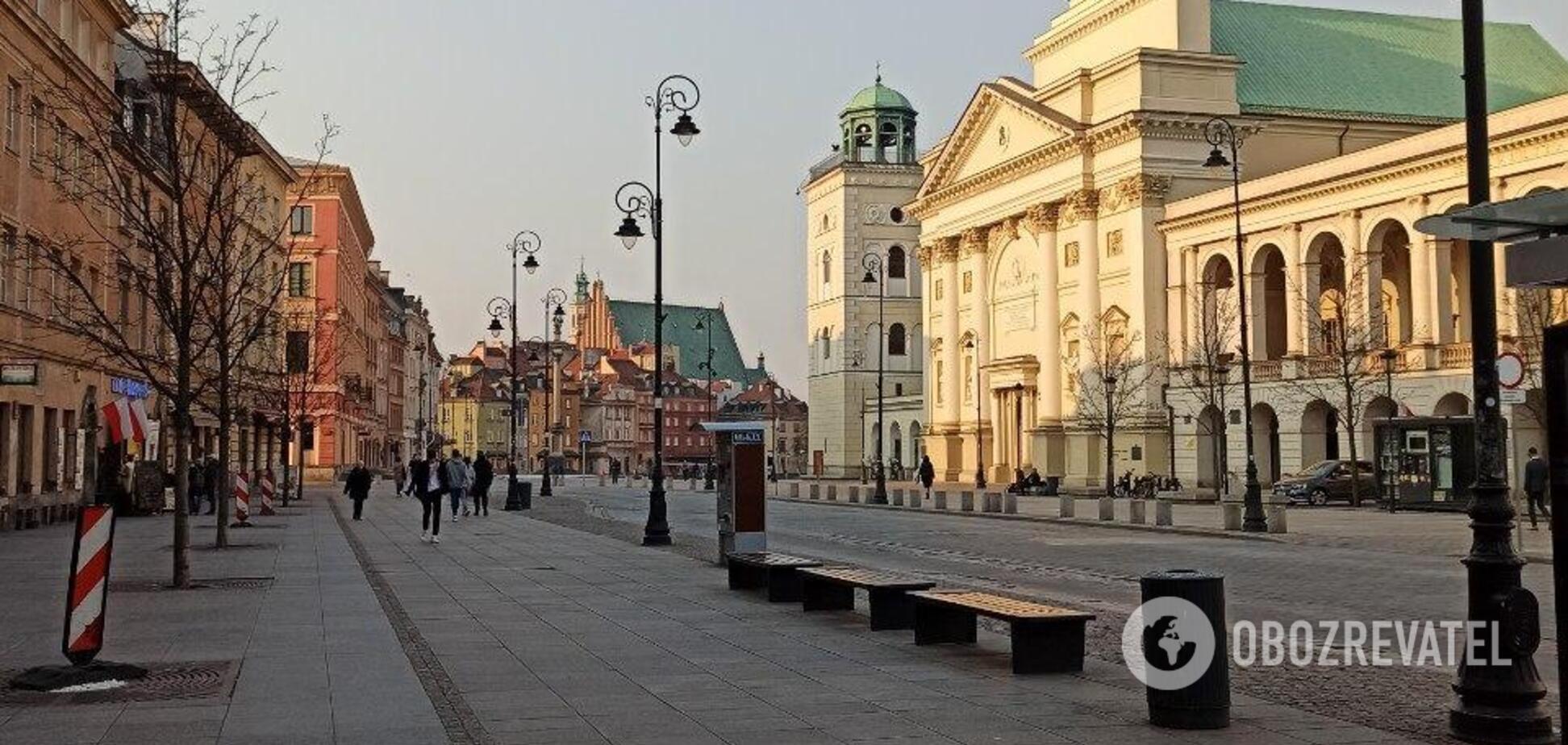 Как днепряне живут за границей во время эпидемии коронавируса. Польша