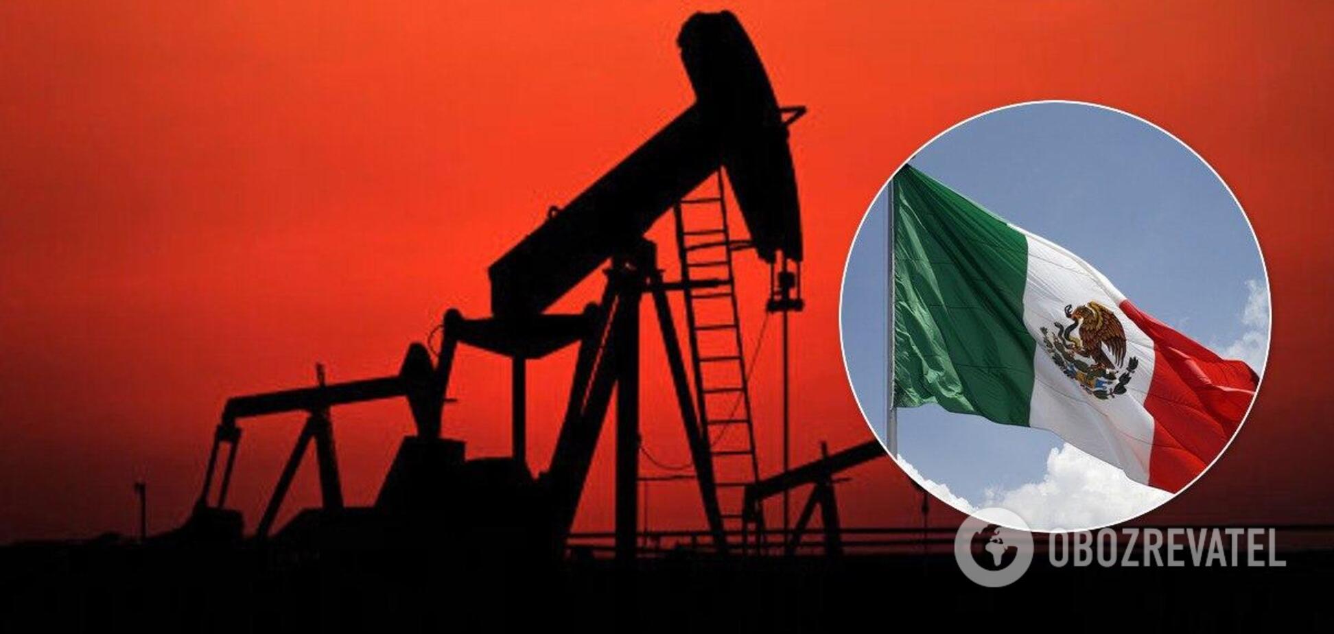 Мексика погодилася знизити видобуток і закінчити нафтову війну