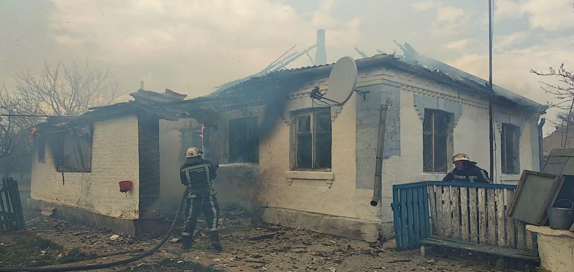 На Київщині у пожежі загинуло троє маленьких дітей