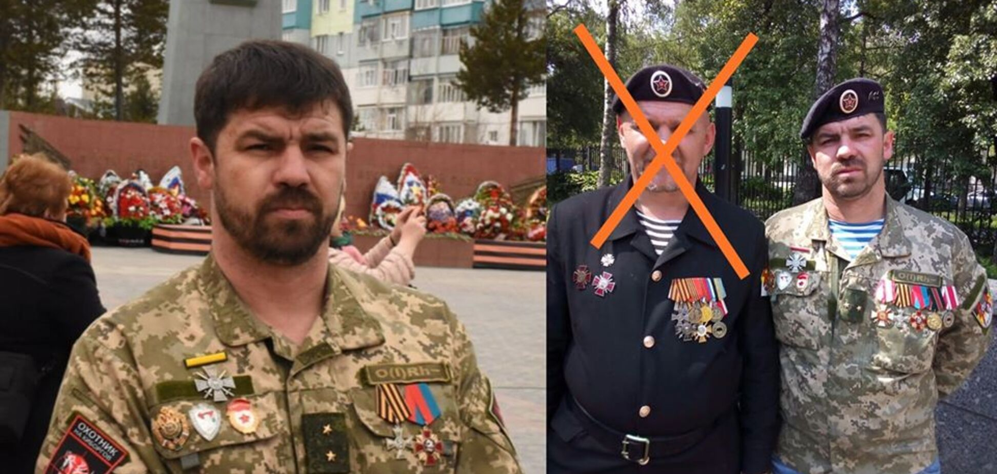 Терористи-розвідники ДНР