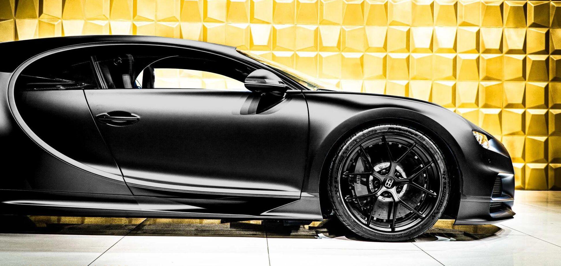 Б/у автомобиль оценили в 4 миллиона евро