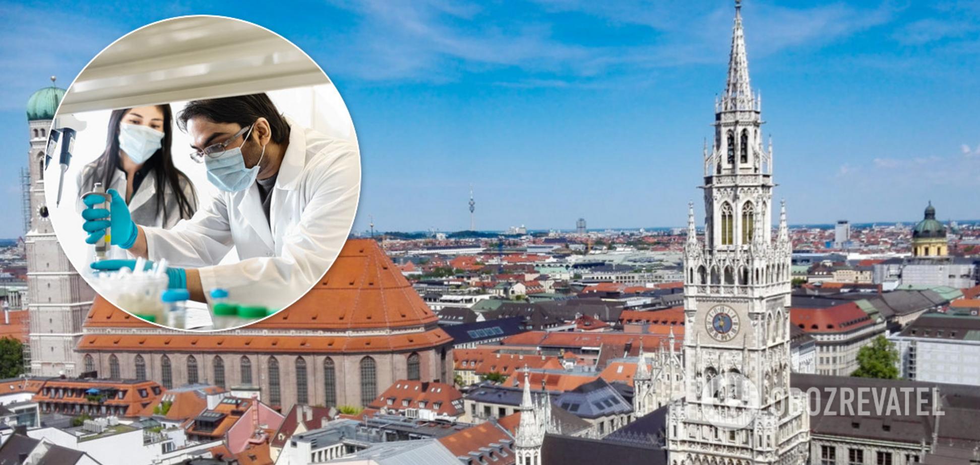 Коронавірус проник у Європу через Мюнхен: епідеміологи провели розслідування