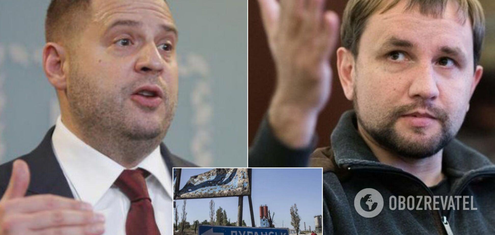 СБУ и ГБР отказались регистрировать дело о госизмене Ермака: Вятрович подал в суд
