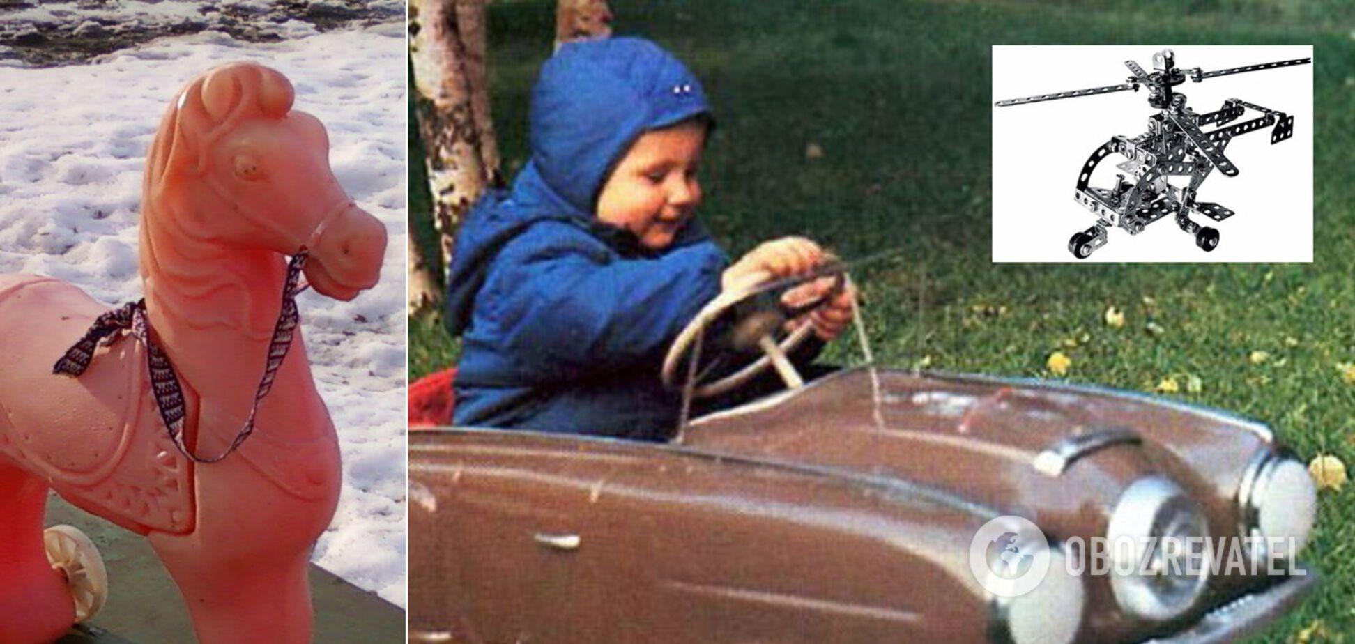Какими были 'суровые' игрушки в СССР: подборка фото