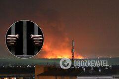 В России заключенные устроили бунт и подожгли тюрьму: много раненых. Фото и видео