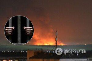 У Росії в'язні влаштували бунт і підпалили в'язницю: багато поранених. Фото та відео