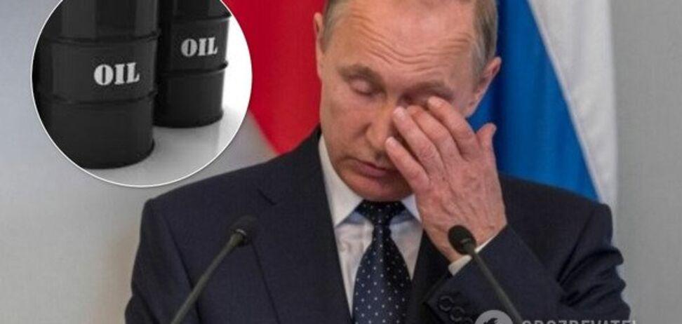 Стоимость нефти установила новый антирекорд