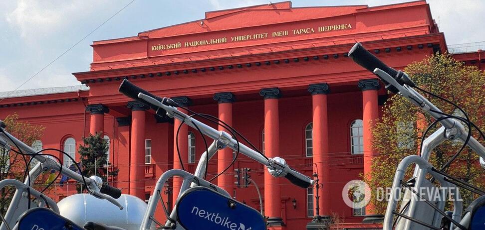 Киев на карантине: появились фото и видео из парка Шевченко