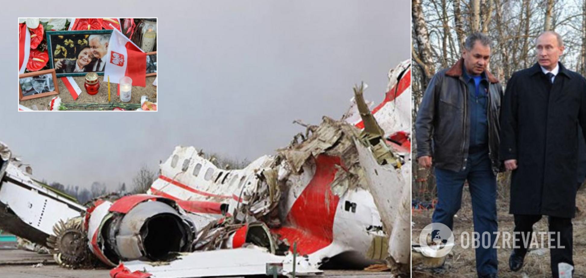 Смоленська катастрофа трапилася 10 років тому: як все було і хто занапастив польську еліту