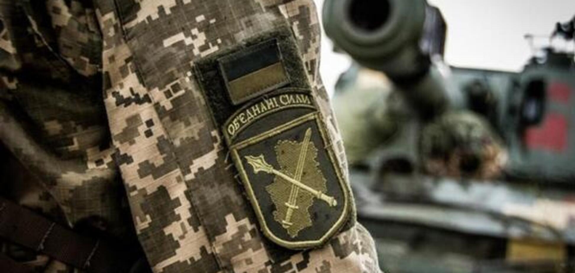 На Донбассе продолжились обстрелы террористов