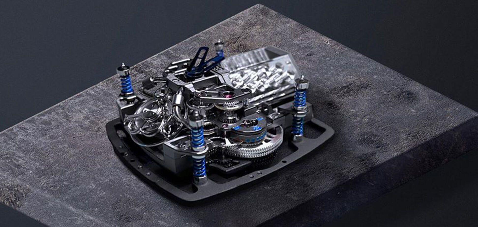 За ціною суперкара: годинник Bugatti оцінили в 280 тисяч доларів