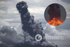 В Индонезии проснулся опасный вулкан