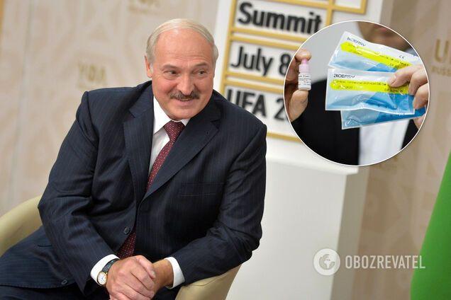 Білорусь відмовилася від російських тестів на коронавірус
