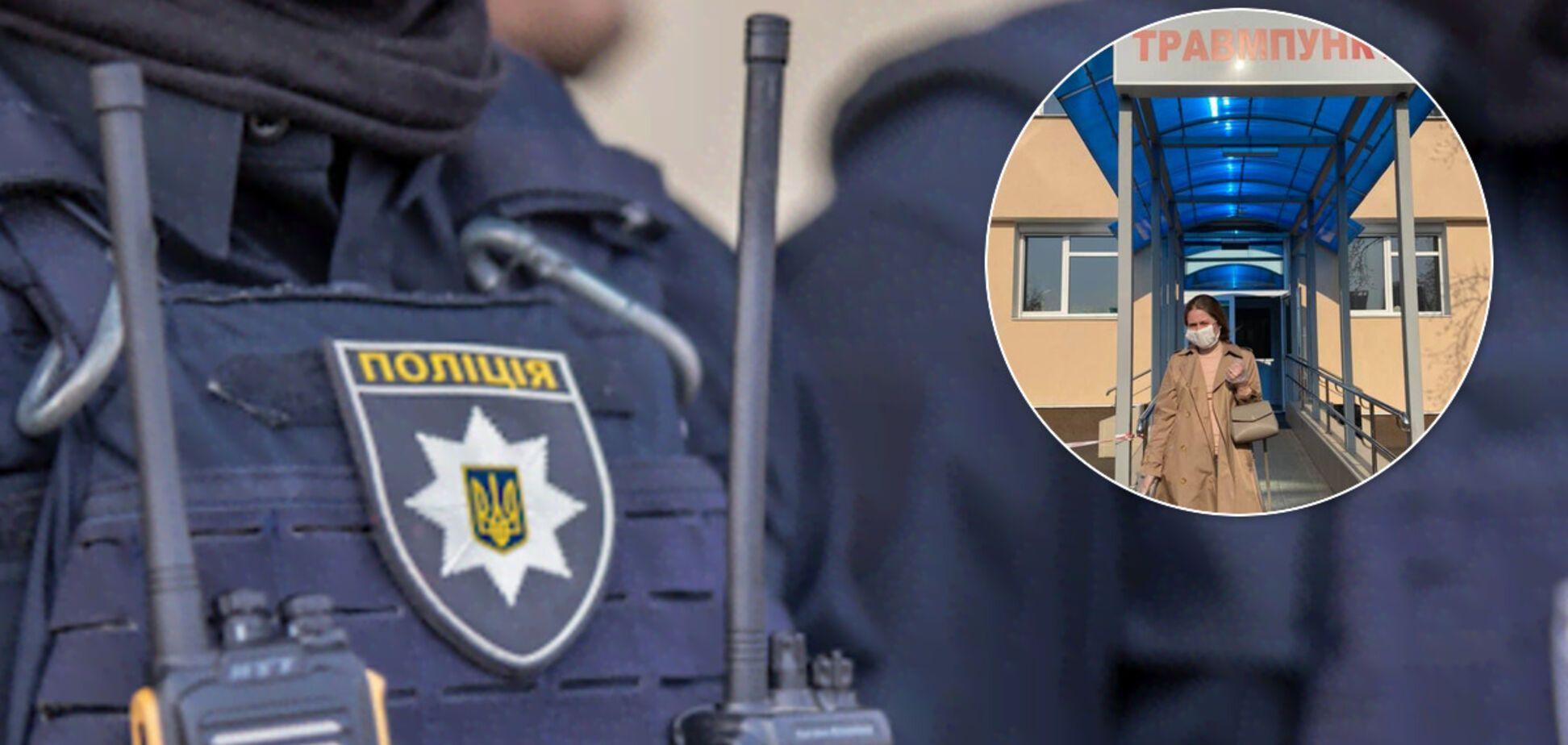 Поліція озвучила свою версію 'жорстокого затримання' дівчини у Києві