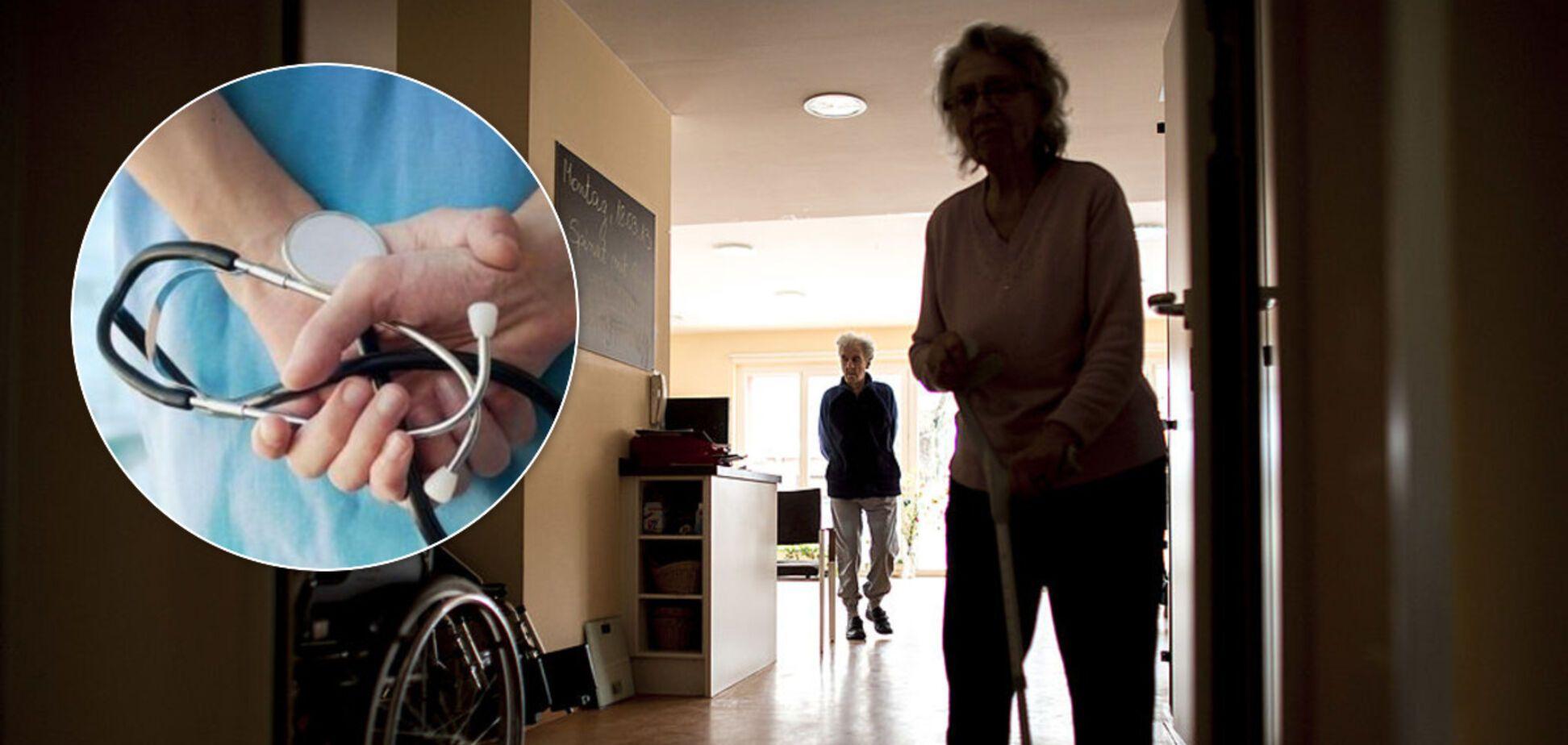 Остались без еды из-за медреформы: врачи Львовской больницы обратились с криком души