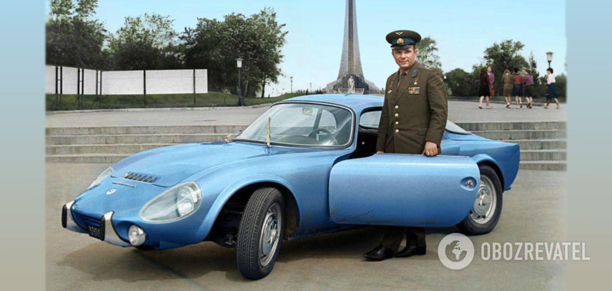 Автомобили Юрия Гагарина: мифические и реальные