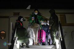 Самолетомиз ОАЭ 113 граждан вернулись в Украину