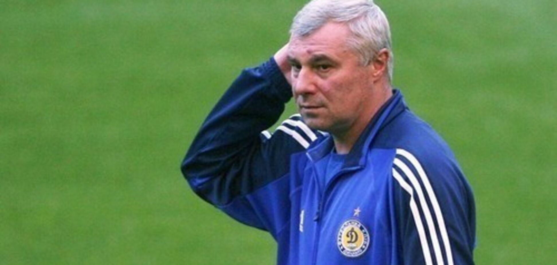 Демьяненко выгнали из клуба-аутсайдера