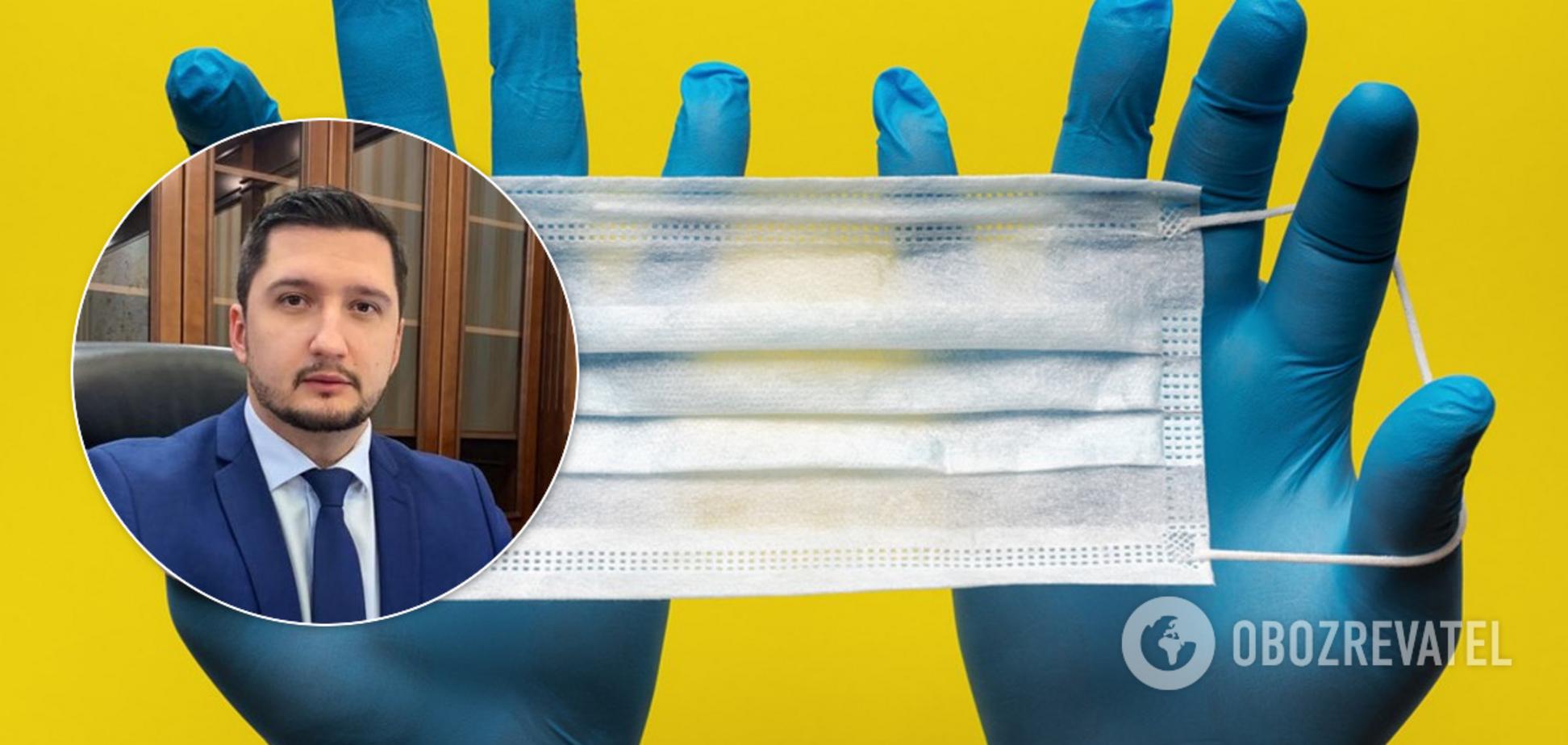 Украину собирались спасать от коронавируса масками времен премьерства Тимошенко: в Госрезерве ответили на скандал