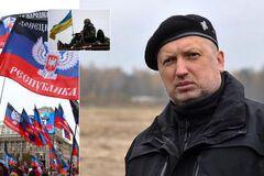 'Вернем не только Донбасс и Крым!' Интервью с Александром Турчиновым к годовщине начала АТО