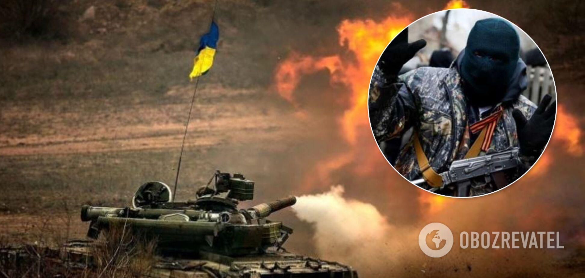 Бійці ЗСУ методично приструнили найманців Путіна: поранено 7 терористів