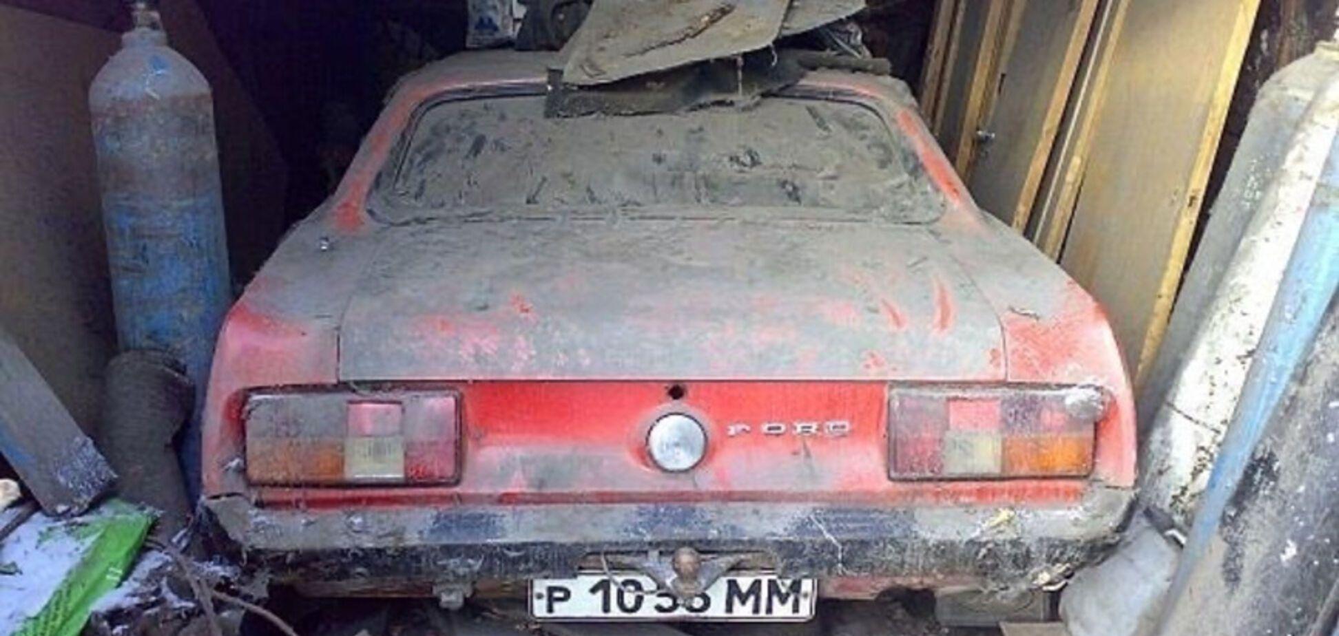 Как Ford Mustang попал в СССР и превратился в 'ведро с болтами'. Фото