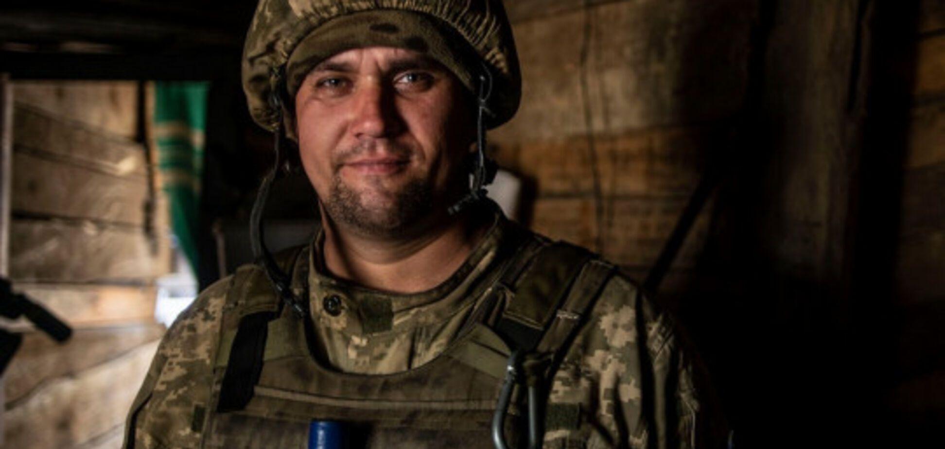 Названо ім'я загиблого на Донбасі воїна