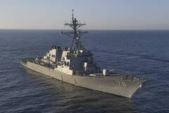 Эсминец ВМС США USS Porter