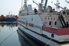 В Одессе 'коронавирусных' больных будут лечить на судне ВМС Украины