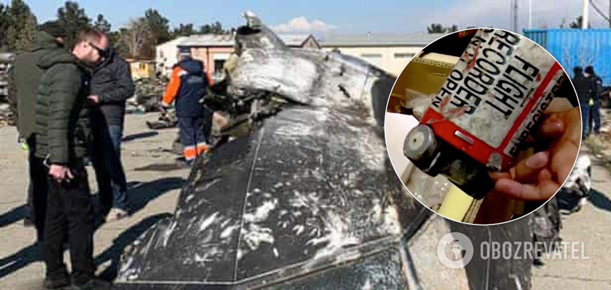 Справа про збитий літак МАУ 'зависла' через коронавірус: 'чорні скриньки' залишать в Ірані