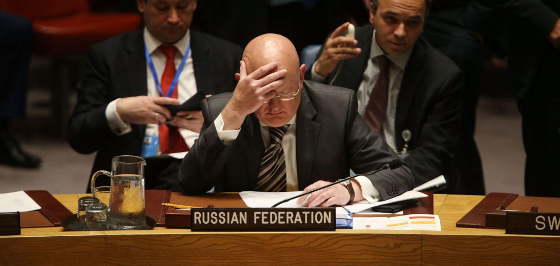 'Майстри багатоходівок': стало відомо про підлість Росії в ООН