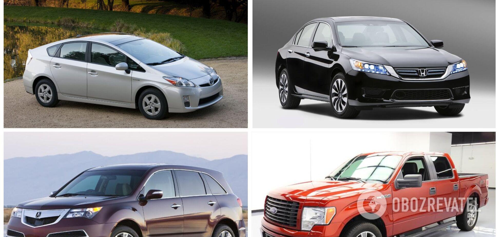 Названі найбільш надійні вживані авто за доступну ціну