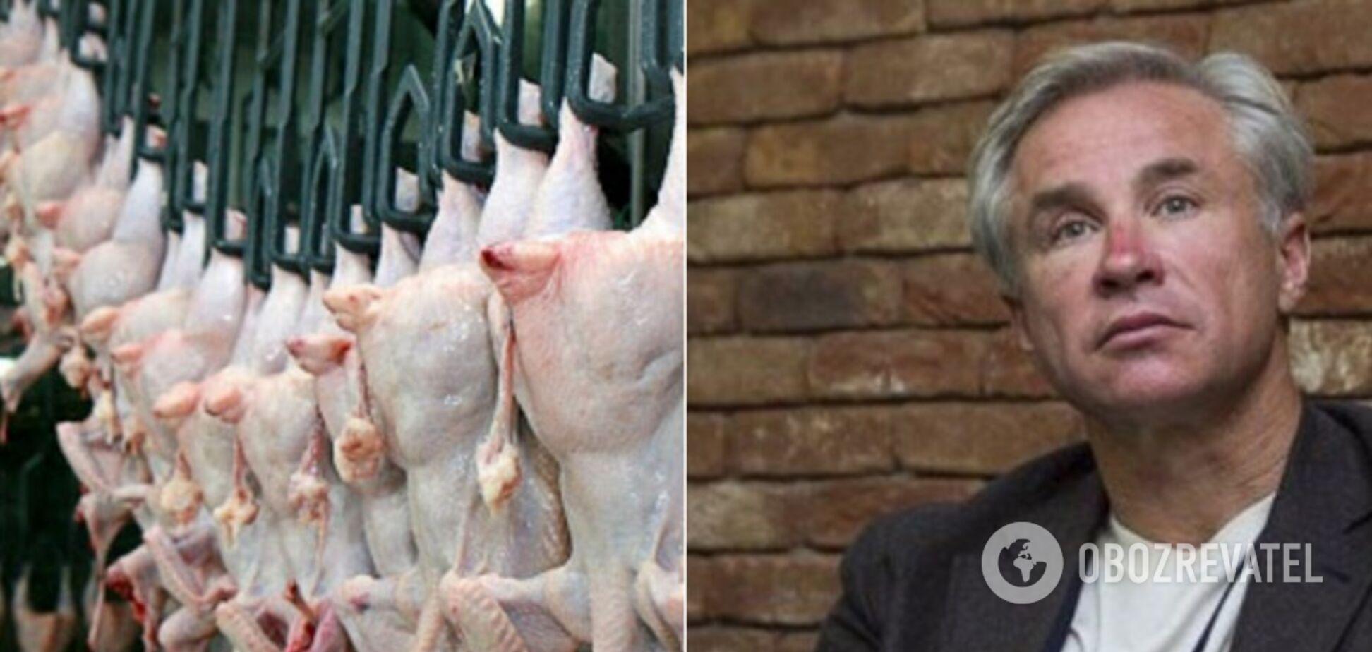 Антимонопольний комітет пригрозив МХП через створення штучного дефіциту курятини
