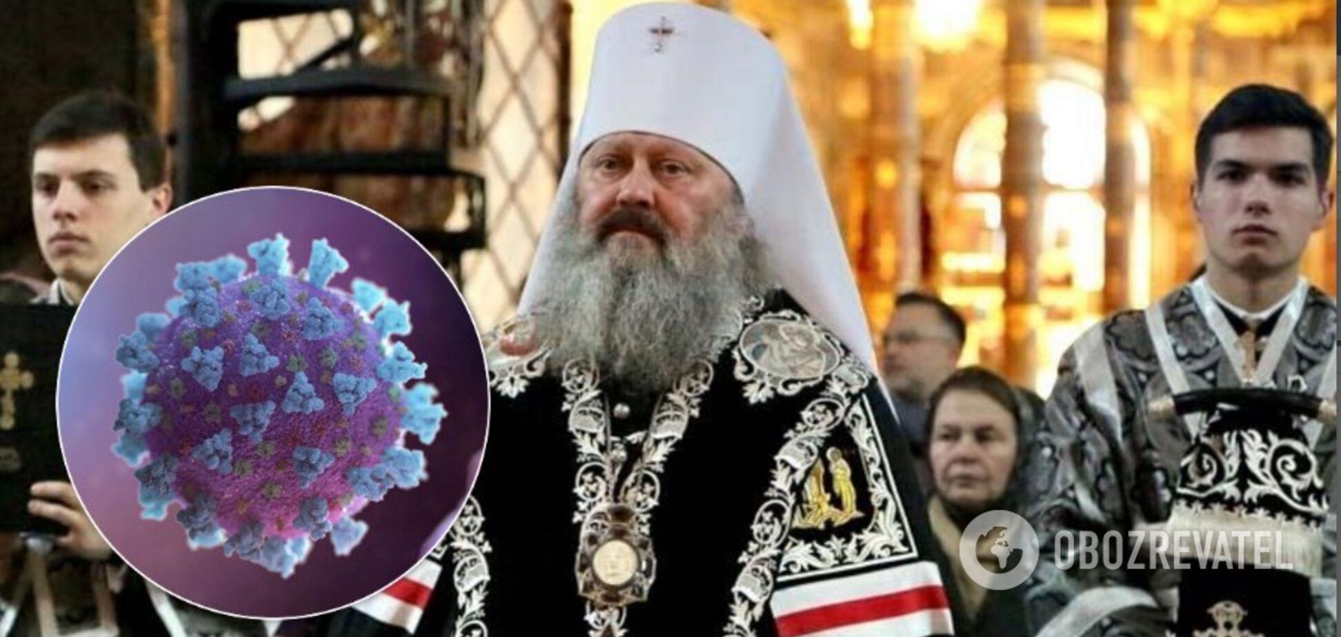 Києво-Печерська лавра стала епіцентром коронавірусу в Києві