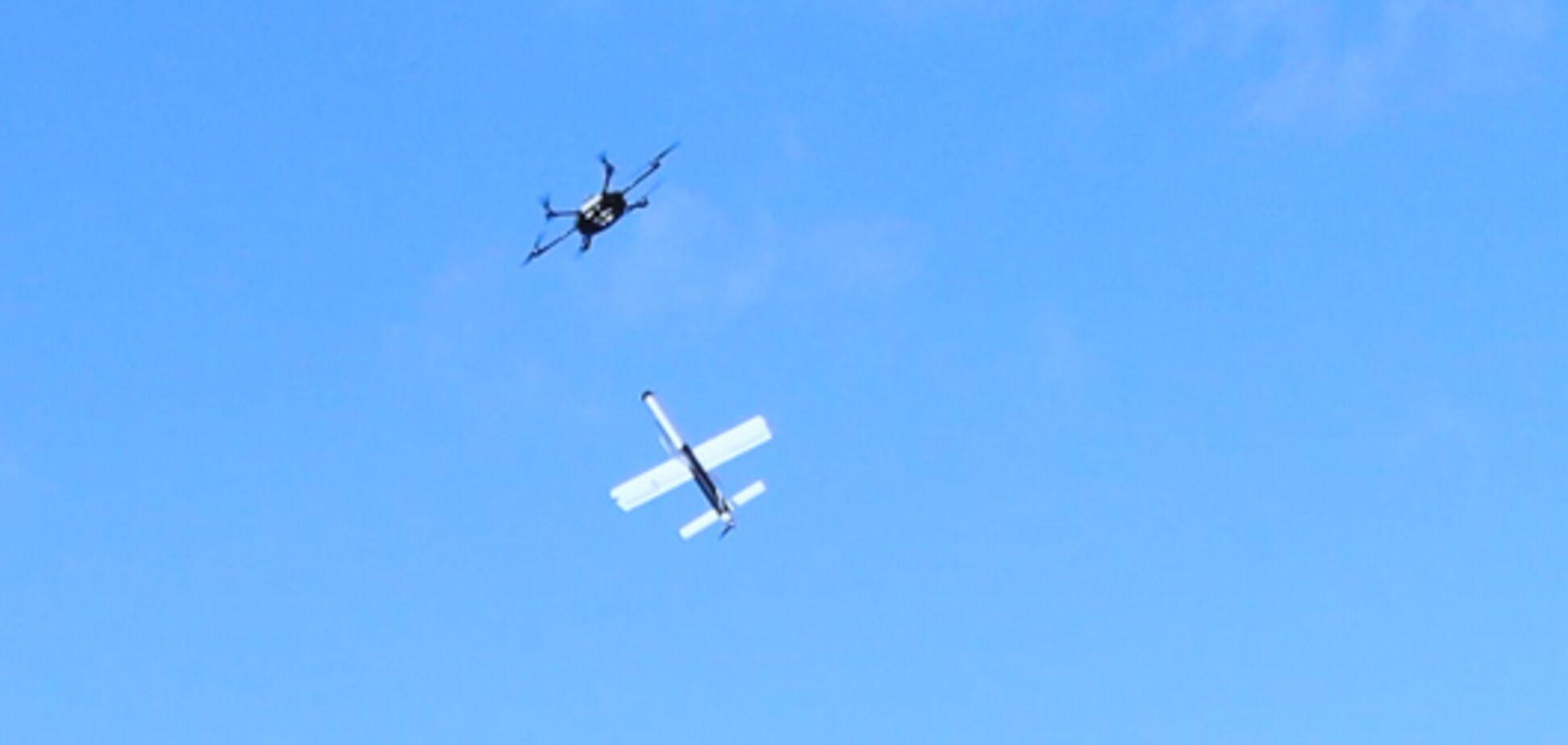 Удар з неба: в Україні випробували дрон-камікадзе 'Грім'. Фото і відео