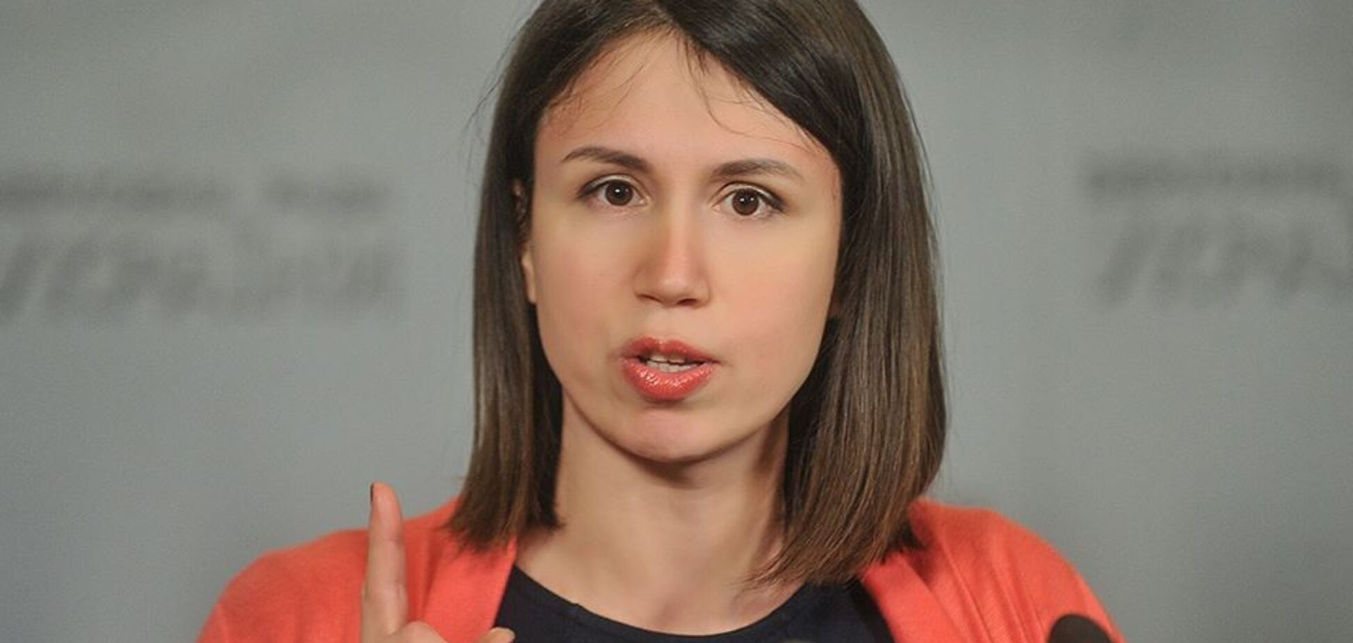 Черновол заявила, что дело против нее заказал Путин
