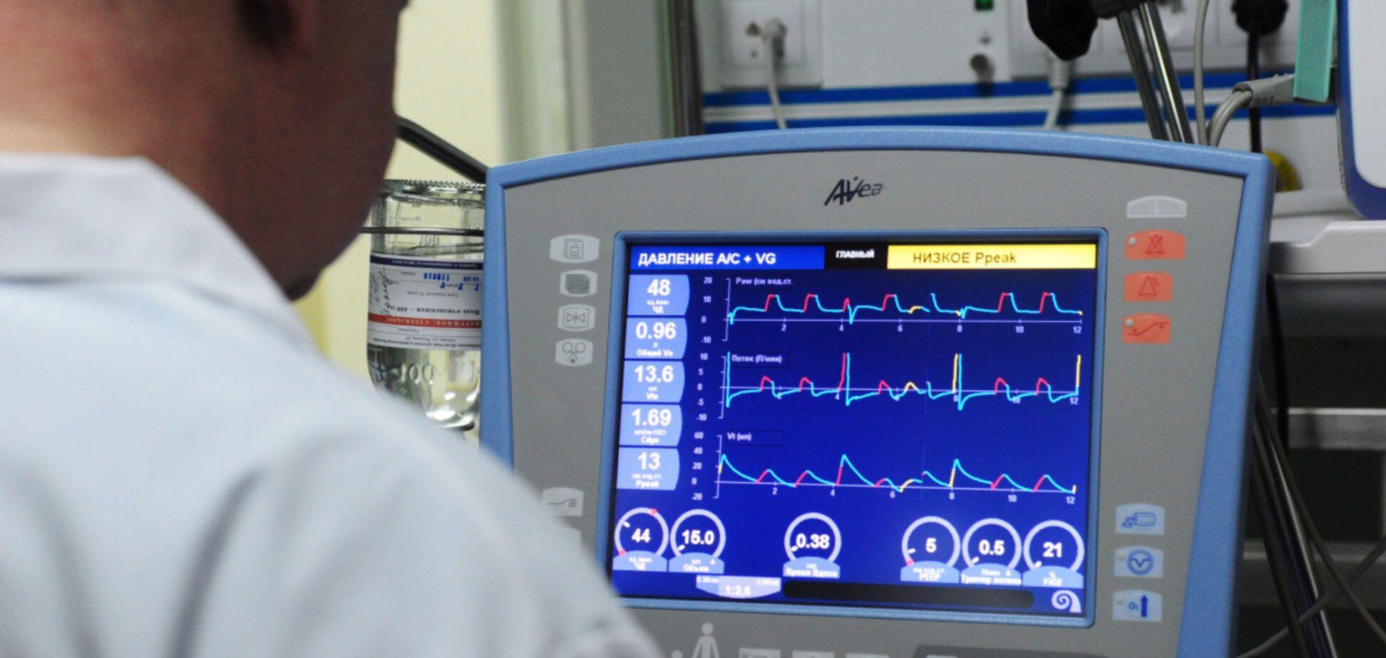 Аппараты ИВЛ в Национальном институте рака требуют ремонта: присоединяйтесь к помощи