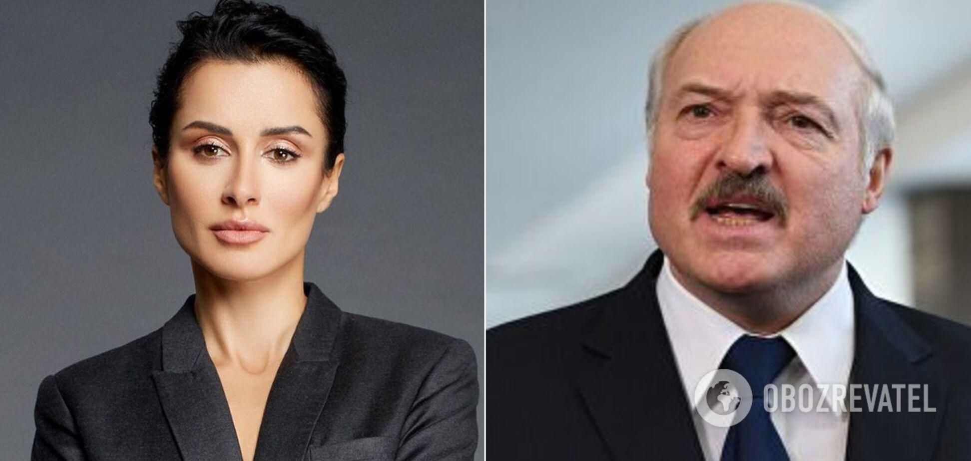 'Всі ми помремо!' Канделакі гостро висміяла заяву Лукашенка про коронавірус